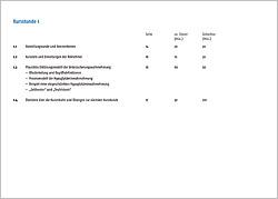 Curriculum 12